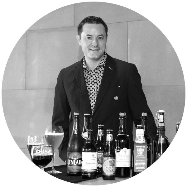 Patrick Rettenmund Bier-Workshop