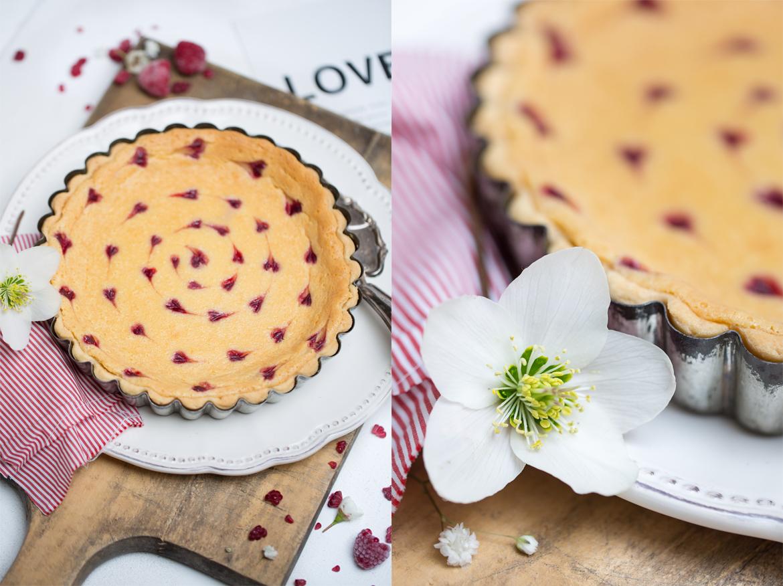 Cheesecake mit Herz