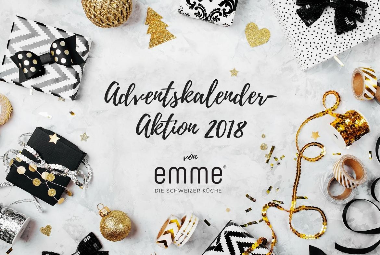 Adventskalender EMME - Die Schweizer Küche