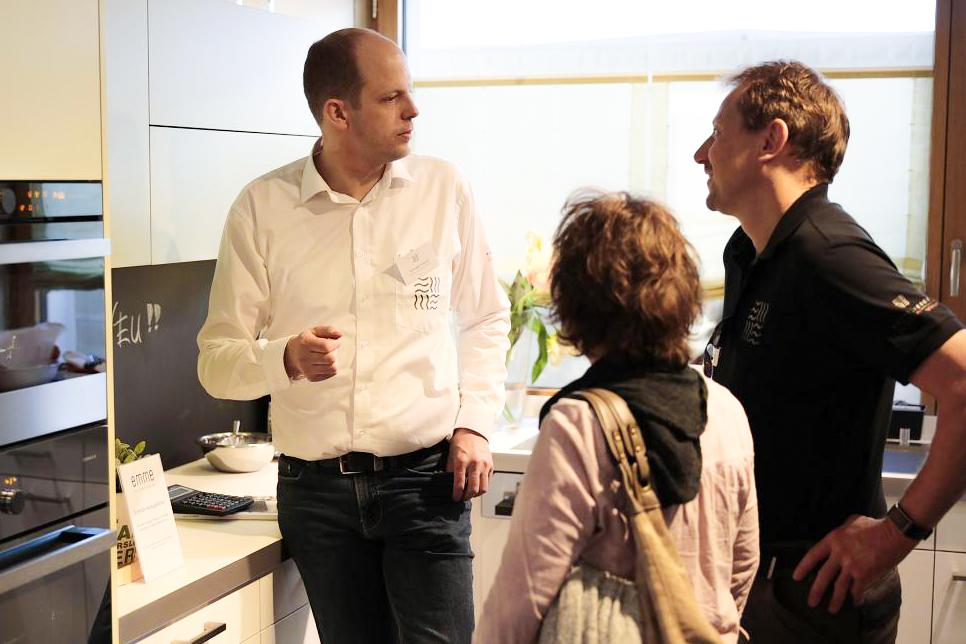 EMME-Küchenberater Christoph Schmid