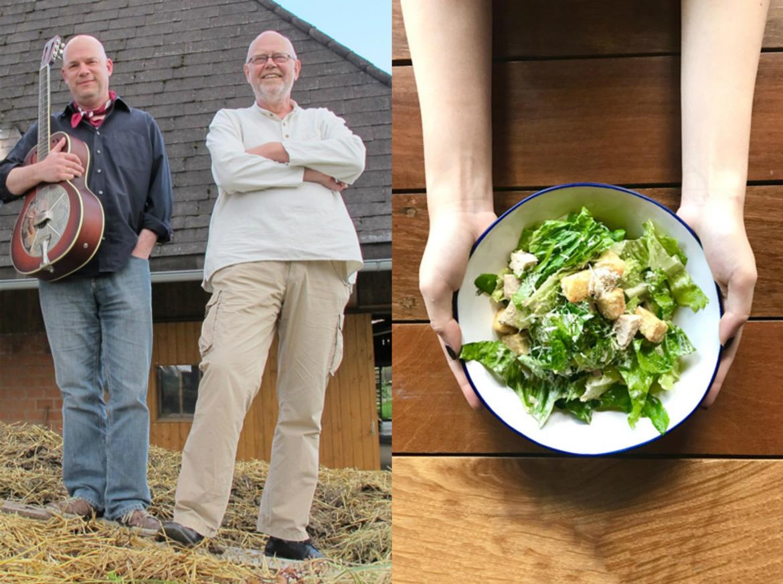 """Christian Schmid, """"Da hast du den Salat"""""""