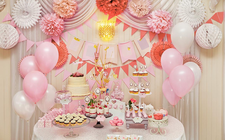 Sweet Table Workshop in der EMME-Ausstellung