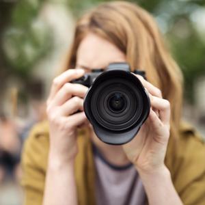 Porträt EMME-Bloggerin