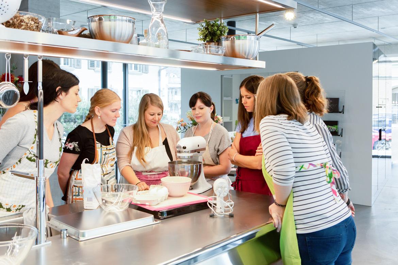 Drip-Cake-Kurs mit Jenny Glatz von Jenny's Cakes