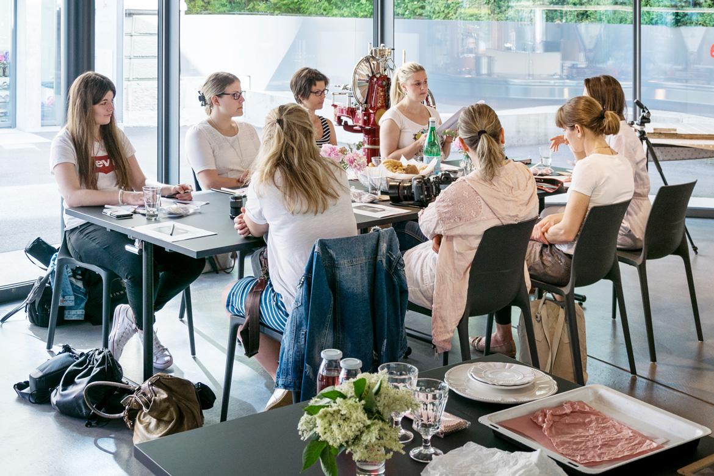 Foodfotografie-Workshop mit Gabriela Schneider von G wie
