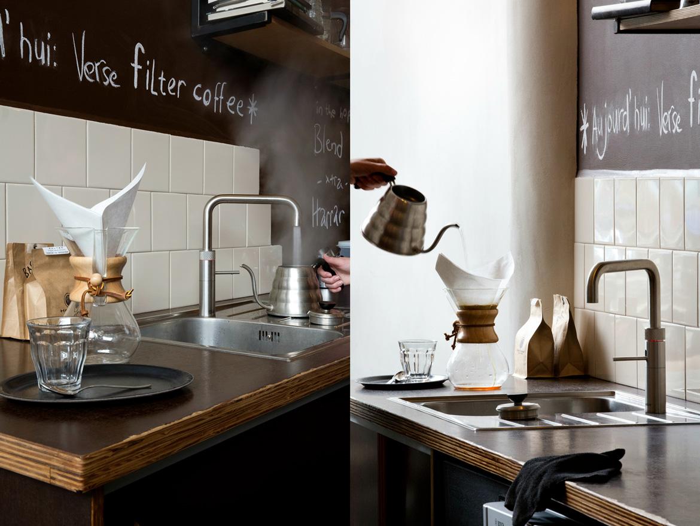 Quooker®, der Kochend-Wasser-Hahn - Emme - Die Schweizer Küche