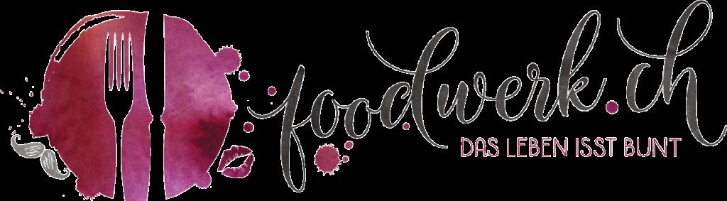 Logo Blog foodwerk.ch mit Caro und Tobi