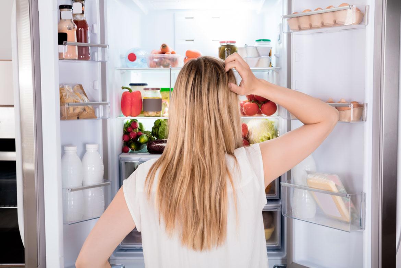Kühlschrank, Küche