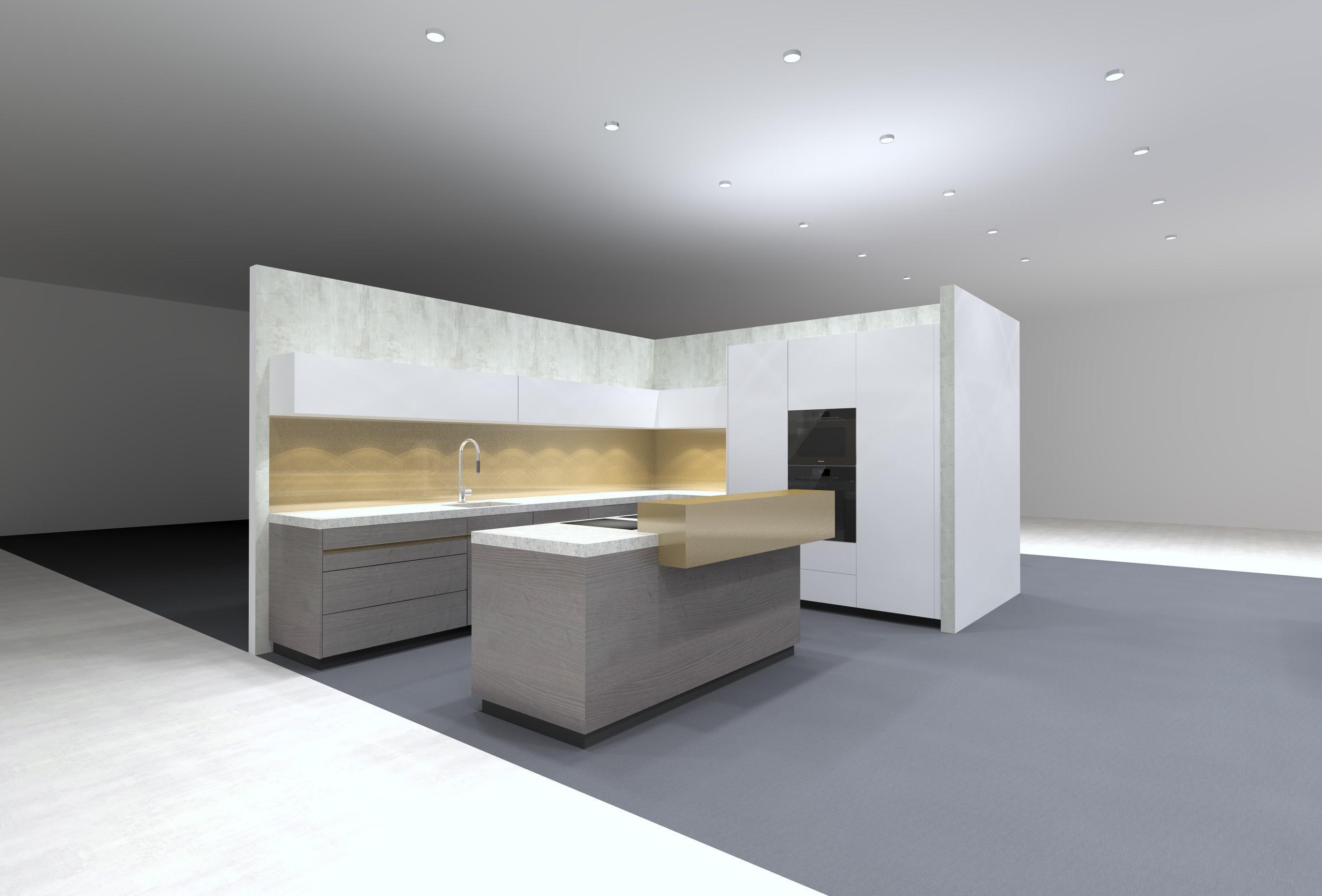Bauen und Wohnen Messe Bernexpo Stand EMME - Die Schweizer Küche