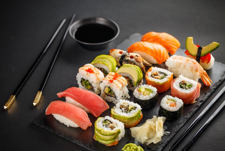 Sushi-Workshop bei EMME - Die Schweizer Küche