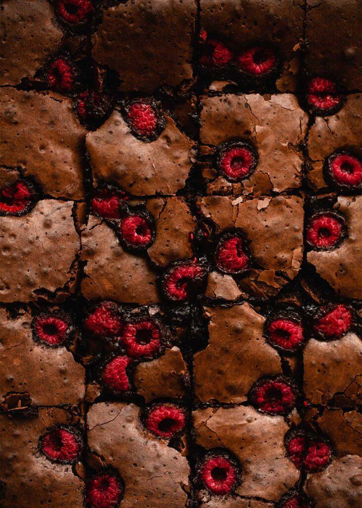 himbeer-brownies, himbeere, schokolade, brownies, sommerrezept, backen, emmeküche, gwiegabriela